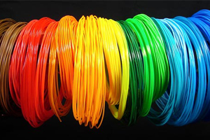 Colors and compounds in PolymerFilaments (3D Printers)